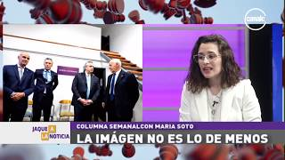 María Soto: La imagen no es lo de menos