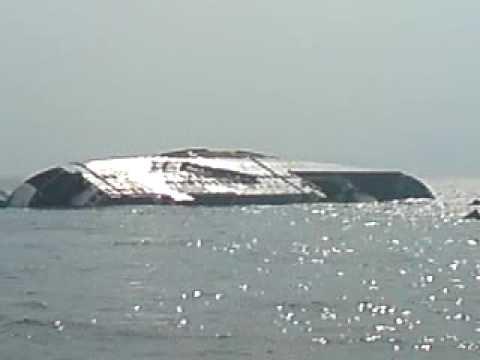 superferry 9 sinking at zamboanga peninsula