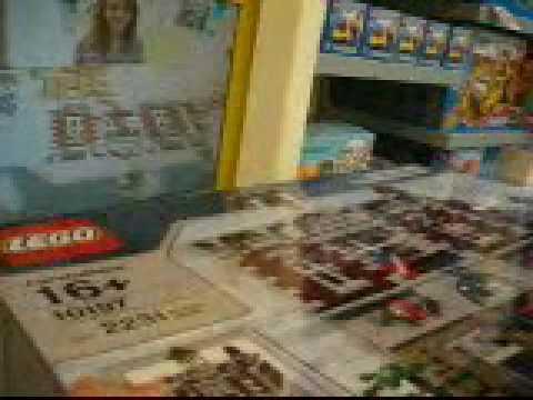 Lego Augmented Reality at Baybrook Mall - YouTube