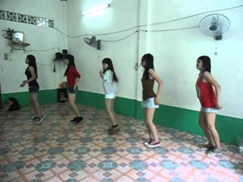 Lớp nhảy hiện đại - Kpop Dance - The DJ Is Mine [BoBo