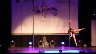 World Pole Dance & Fitness Championships 2012 1st Place (full version)