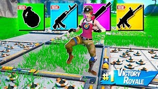 DON'T Get TRAPPED To Get LEGENDARY LOOT (Fortnite Challenge)