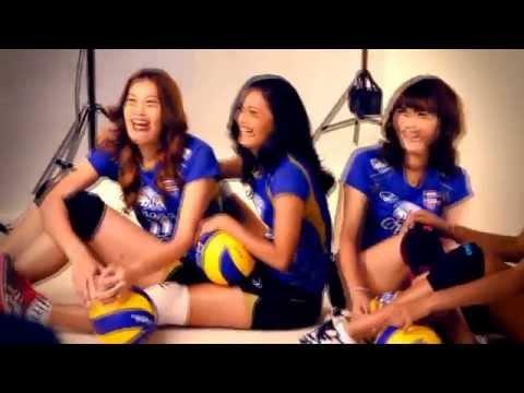 Volleyball Thailand National Team