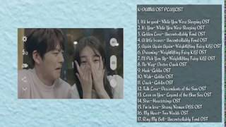 Download Kdrama OST- mellow playlist [Goblin+DOTS+WYWS+Doctors+Two Worlds+more] Study | Sleep Playlist