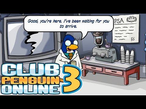"""Penguin Agent Time - """"Club Penguin Online"""" (Part 3)"""