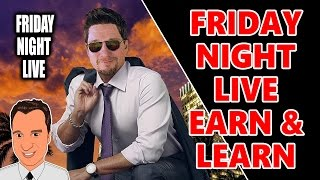 🎙️ Friday Night Live Encore featuring Marc M. Lalonde aka The Wealthy Trainer!