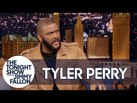 Tyler Perry Refused to Let Blue Ivy Carter Outbid Him on a Painting