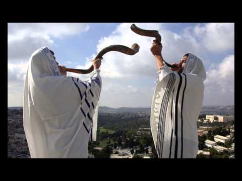 Shofar Blowing - Sound with Pictures
