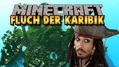 JACK SPARROW AM START | Minecraft FLUCH DER KARIBIK | baastiZockt