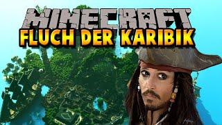 JACK SPARROW AM START | Minecraft FLUCH DER KARIBIK | baastiZockt