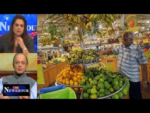 Fuel & Food Price Inflation Affecting The Common Man - The Newshour Debate (14th September)