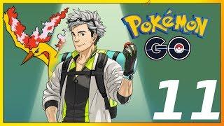 [Pokémongo] Part 11 - 28 Feldforschungen fir 4 mol Lavados