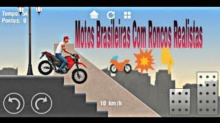 Saiu Novo Jogo De Grau Com Motos Brasileiras e Roncos Realistas ... Moto Wheelie 2