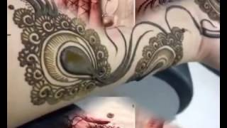 Collections Simple Henna Designs Butterfly