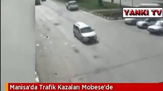 Trafik kazaları MOBESA