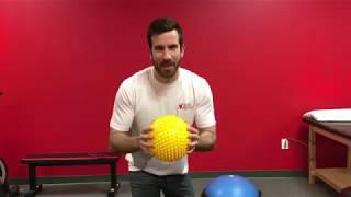 Pourquoi NE PAS faire de squat avec un ballon entre les genoux!