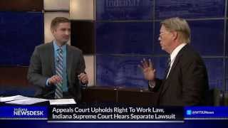 Appeals Court Upholds Indiana