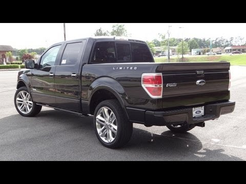 2013 ford f150 limited ecoboost review and exhaust youtube. Black Bedroom Furniture Sets. Home Design Ideas