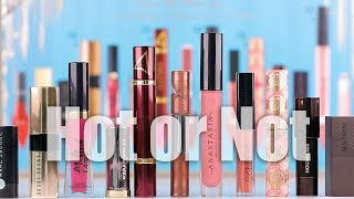 $254 Dollars of Lipstick!! Sephora Faves | Hot or Not
