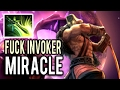Dark Moon Event - Miracle- Plays Juggernaut Fuck Dark Magus Invoker