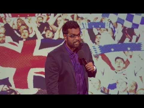 The Ashes & Dancing Rugby Players: Romesh Talks Sport - Stand Up For The Week