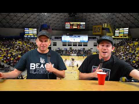 Drinking in the Long Beach State Pyramid