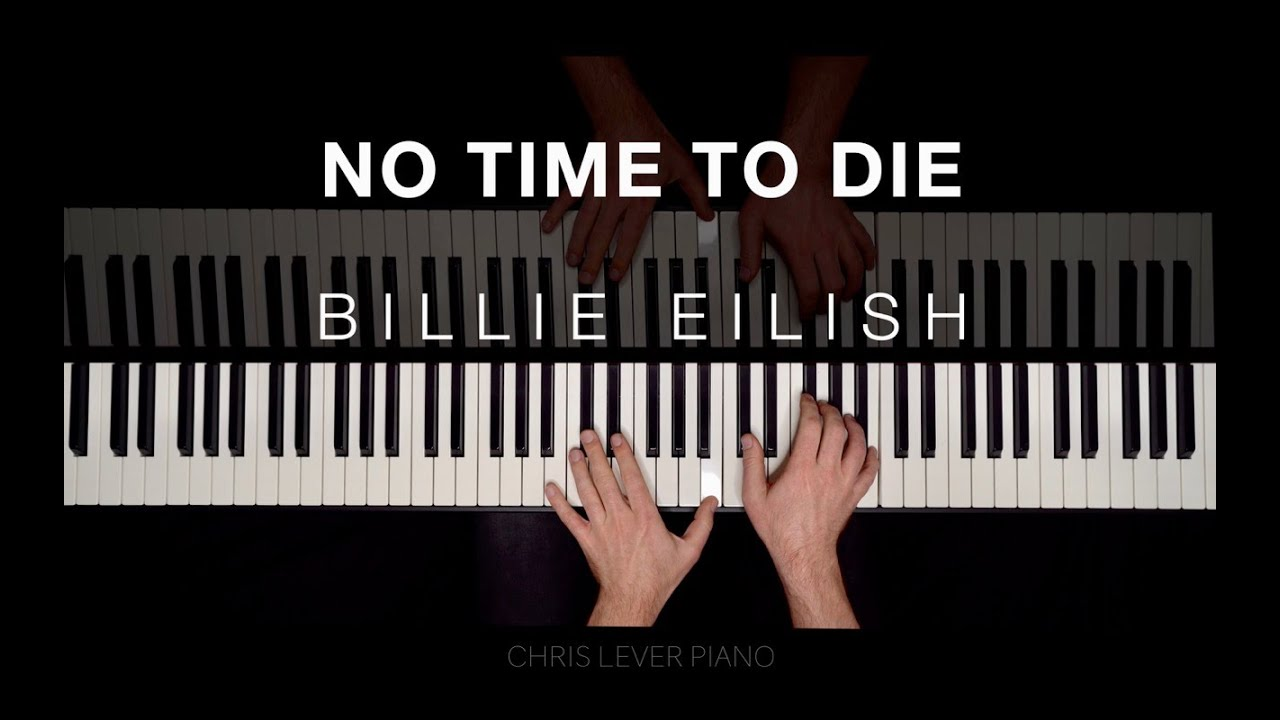 No Time To Die - Billie Eilish | Piano Cover