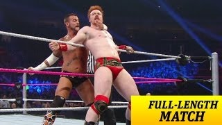 FULL-LENGTH MATCH - WWE Main Event - Sheamus vs. CM Punk - Champion vs. Champion Match thumbnail