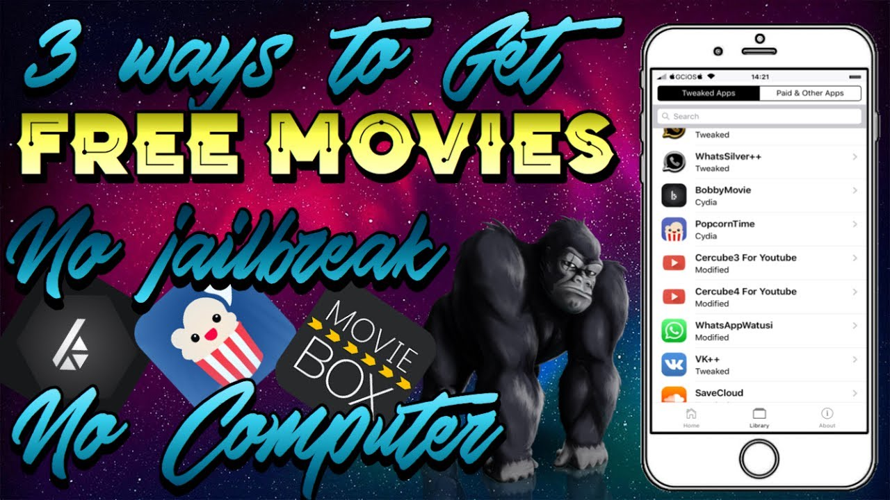 free movies for iphone how to free on ios no jailbreak pc iphone 9179