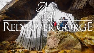 Red River Gorge 4K | Hiking, Camping, and Backpacking Kentucky's Hidden Wonders