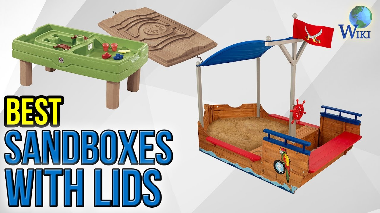 9 Best Sandboxes With Lids 2017 - YouTube