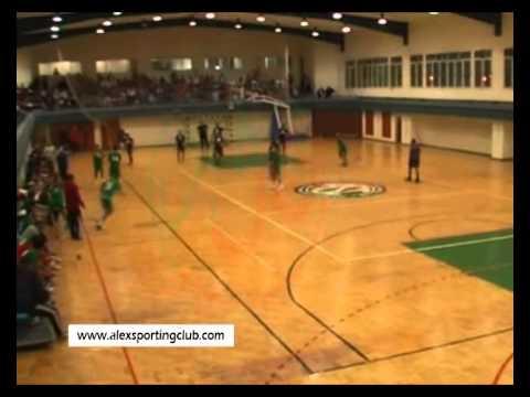 مباراة كرة اليد بين سبورتنج و سموحه مرتبط