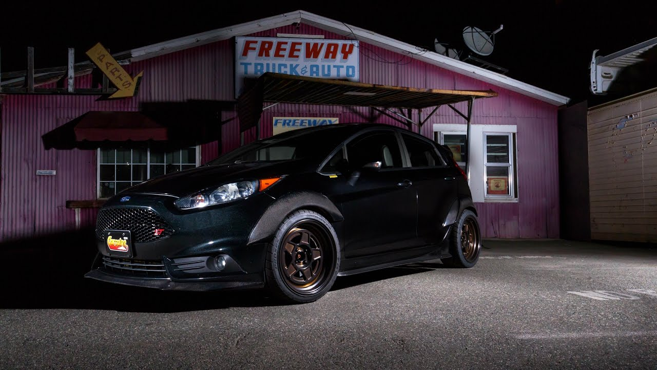 Widebody Ford Fiesta St Review Youtube