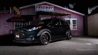 Widebody ford fiesta st review