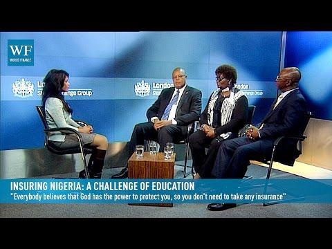 FBN Insurance On Nigeria's Growing Insurance Sector | World Finance Videos