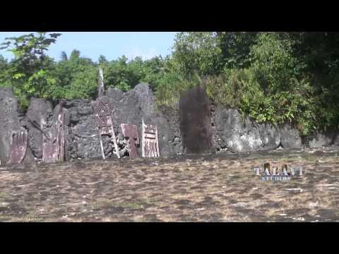 Raiatea French Polynesia Inland Tour (Taputapuata Marae)