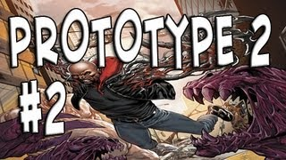 Prototype 2 | Ep.2 | The Return of My Tickle Hands :D