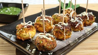 Stuffed Mushrooms | How To Make Stuffed Mushrooms | Mushroom Recipe | Recipe by Ruchi Bharani