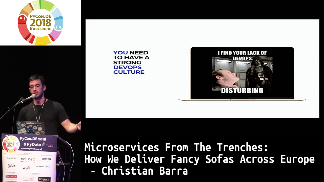Image from Microservices from the trenches: how we delivery fancy sofas across Europe