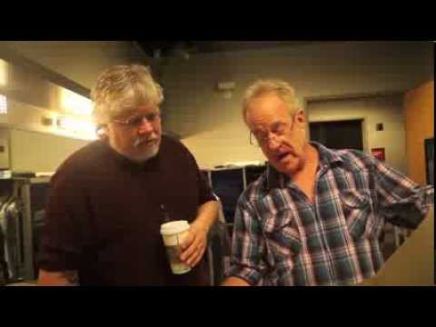 """Jimmy Pankow Talks """"Concerto for Folded Space"""""""