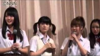 2011.11.09 Momochi Yurushite nyan!
