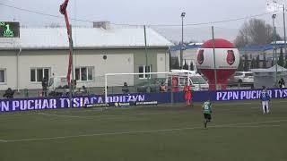 1/8 finału Pucharu Polski: Lech Poznań - Stal Stalowa Wola 0-2 [SKRÓT MECZU]