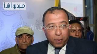 بالفيديو:  وزير التخطيط التوازن بين البعد الاقتصادي والبيييء تضمنة التنمية