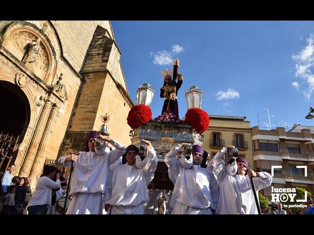 VÍDEO: SEMANA SANTA 2017: Miércoles Santo: El Valle