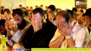 Doa Qunut yang menggegarkan jiwa (dengan terjemahan)