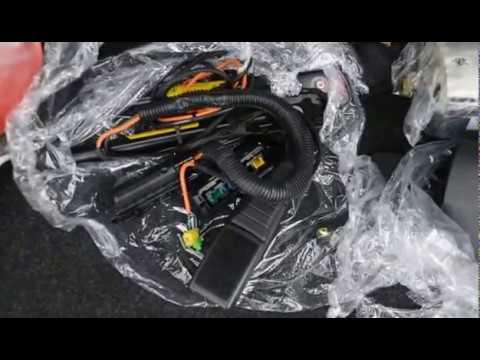 Как установить самостоятельно подушки безопасности Opel Zafira B