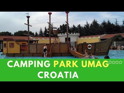 CAMPING PARK UMAG   Recenzja   Reviev   Croatia
