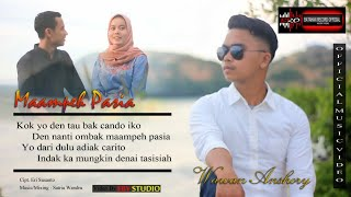 Wawan Anshory - Maampeh Pasia (Official Music Video)