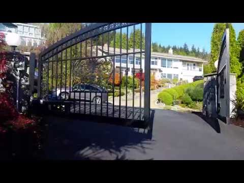 Dual swing gate opener www.ca (778)384-2800