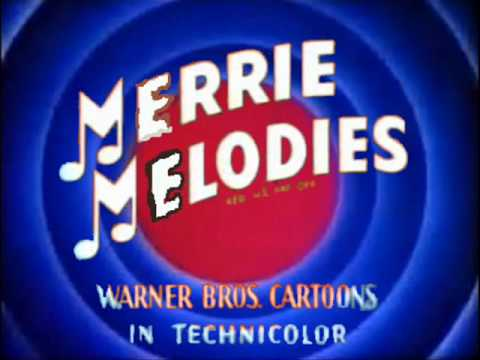 My Merrie Melodies Opening With Bugs Bunny